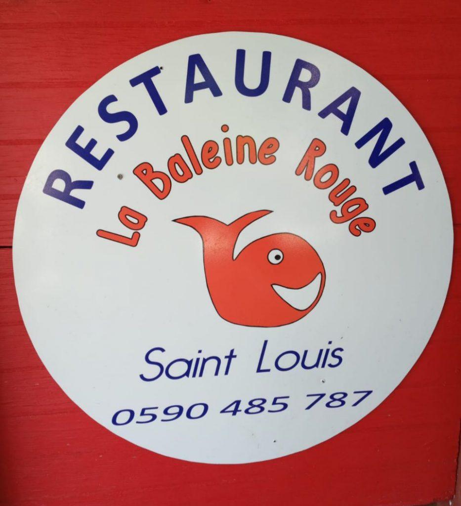 restaurant à Marie-Galante
