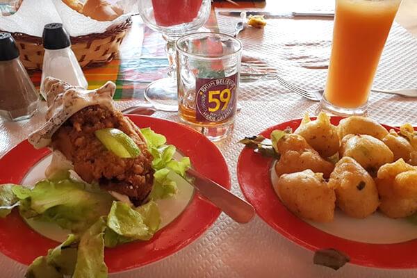 Restaurants à Marie-Galante